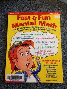 Fast and Fun Mental Math