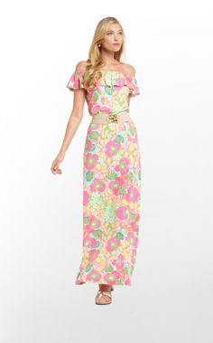 Discover maximum style opportunities with our Marley Maxi Dress. The Marley  http://www.lillypulitzer.com/product/Dresses/entity/c/38/6255.uts?swatchName=Multi+Ice+Cream+Social