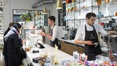 Die Deli-Restaurants erobern Berlin