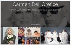 Carmen Dell'Orefice . La Grande Dame de la moda. Supermodelo, musa, icono, inspiración: a los 85 años de joven, modelo Carmen Dell'Orefice sigue demostrando que la belleza es eterna. https://www.flickr.com/photos/136388857@N06/albums/72157669678948464 http://www.quien.com/moda/2015/12/14/quien-es-carmen-dellorefice-la-modelo-de-84-anos