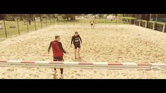 Sun. Sand. Beach handball. #07 Shoot-out