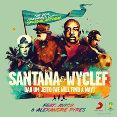 #Santana #wyclef #music #promotion