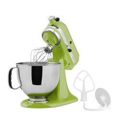 KitchenAid® Artisan® Series 5-Quart Tilt-Head Stand Mixer - Green Apple