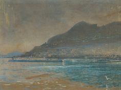 Willy Stöwer - Gibraltar (1904)