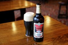 My favorite style of beer is porter, and to my chagrin I learned that most tapped porters in England are reserved for Fall or Winter seasona...