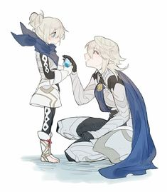 Corrin and Kana Character Inspiration, Character Art, Character Design, The Legend Of Zelda, Kingdom Hearts, Final Fantasy, Fire Emblem Fates, Fire Emblem Kana, Fire Emblem Characters