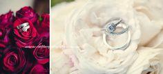 Beautiful - both bride's and bridesmaid's bouquet featured (Lauren & Shaun)