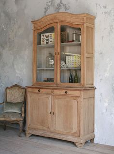 ... Antiques - Armoires - Vintage Cupboard - Cottage Haven Interiors