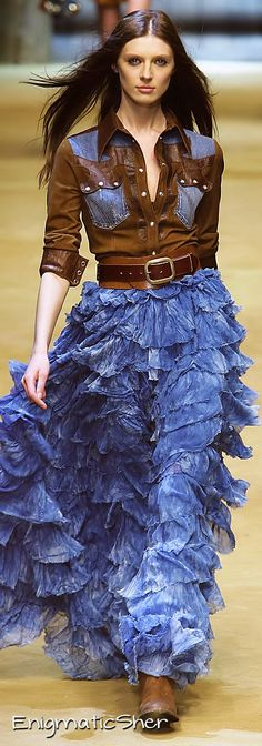 D&G Spring 2010 Ready-to-Wear