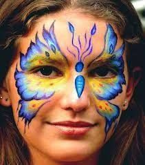 Image result for face paint lobster