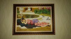 Yağlı boya tablom