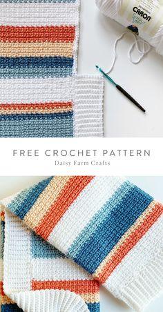 Crochet Patron, Knit Or Crochet, Learn To Crochet, Crochet Crafts, Free Crochet, Crochet Hair, Crotchet, Crochet Clothes, Crochet Blanket Patterns