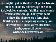 Tebey - When The Buzz Wears Off