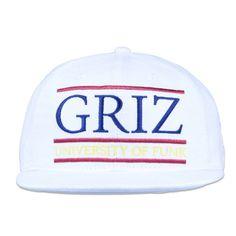 GRiZ University Snapback - Grassroots California - 3 University Logo a4880f613f3b