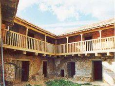 Casa de labranza maragata. León, España