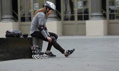 Rollerblade - Girl & Skates by Kris Fondran - en - Sverige