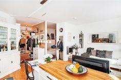 37 square meters studio apartment