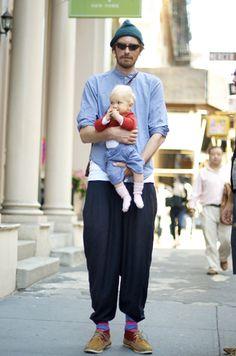 Daddy style, Henrik Vibskov