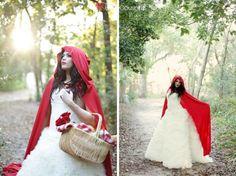 Le mariage du Petit Chaperon Rouge