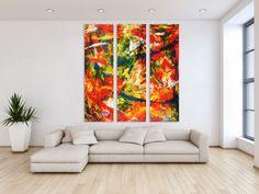 Acrylic on canvas - 200x180cm - Preis auf Anfrage