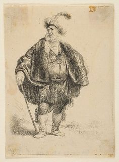 The Persian  Rembrandt (Rembrandt van Rijn)  (Dutch, Leiden 1606–1669 Amsterdam)    Date:      1632  Medium:      Etching  Dimensions:      plate: 4 5/16 x 3 1/8 in. (11 x 7.9 cm) sheet: 4 7/16 x 3 1/4 in. (11.3 x 8.3 cm)  Classification:      Prints  Credit Line:      George Khuner Collection, Bequest of Marianne Khuner, 1984  Accession Number:      1984.1201.70    This artwork is not on display
