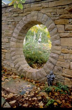 Moon gate... not sure why I am so drawn to this, but it seems magical almost, like a portal to another world or something lol