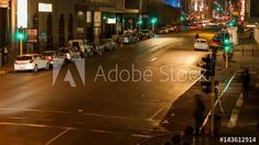 Stock Footage of Timelapse slowly panning up at a busy intersection at night with traffic and people crossing in Ghandi Square, mid city Johannesburg, South Africa. Explore similar videos at Adobe Stock City Scene, Stock Video, High Quality Images, Stock Footage, South Africa, Adobe, Street View, Explore, Night
