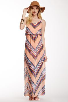 Pink Owl Printed Maxi Dress by Pink Owl on @nordstrom_rack