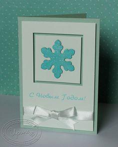 Holiday Season Card: Frosty Day - Scrapbook.com