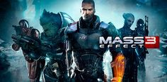 Mass Effect 3!! Shepard and his crew return to save the earth! 8/3/2012