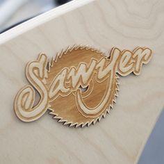 Una bicicleta de playa de madera contrachapada » Blog del Diseño