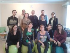 #CursosEFT #Tapping Barcelona abril 2012
