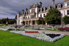 Dyffryn Gardens is a stunning location for your wedding, a Victorian mansion set in 55 acres of gardens in St Nicholas.