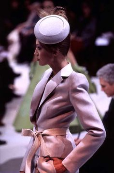 1996 - John Galliano for Givenchy couture