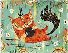 Los gatos y su eterna vinculaciòn con las madejas de lana.