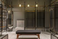 Comme Moi Flagship Store by Neri&hu Design and Research Office | Yellowtrace