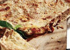 Πιπερόπιτα Φλωρίνης! Τέλεια! Lasagna, Ethnic Recipes, Food, Gastronomia, Eten, Meals, Lasagne, Diet