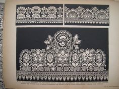 Albumarchívum Hungarian Embroidery, Folk Embroidery, Embroidery Patterns, My Heritage, Folklore, Embellishments, Archive, Tapestry, Album