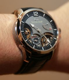 Greubel Forsey Double Balancier Watch Hands-On