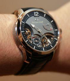 Greubel Forsey Double Balancier Watch Hands-On
