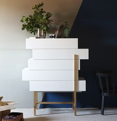 Galena Console Cabinet by Miniforms
