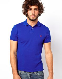 Polo Ralph Lauren Polo in Slim Fit
