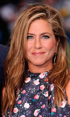 Hair Colors You Might Want to Try for 2015  #JenniferAniston