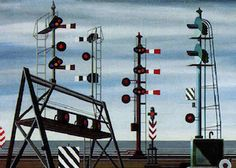 Edmund Lewandowski   Railroad Signals