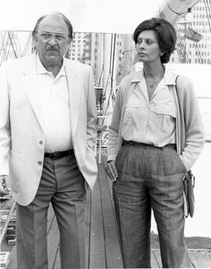 SL with  Val Avery (Sebouh Der Abrahamian)  who was an American character actor with Armenian roots.