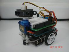 Arduino Robot is quite easy to create as the basic need are quite compact, needs not much of electronics . With $100 budget you can create an Arduino Robot.