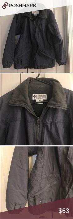 Columbia insulated grey jacket women's size S Columbia insulated grey jacket women's size S Columbia Jackets & Coats