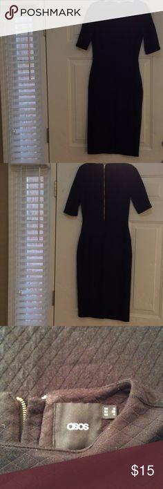 Asos pencil dress Black midi pencil dress. Asos great for work ASOS Dresses Midi