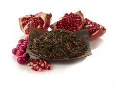 Pomegranate Green Tea at Teavana | Teavana