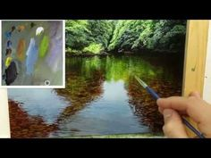 #64 HOW TO PAINT WATER DETAILS | MICHAEL JAMES SMITH - YouTube